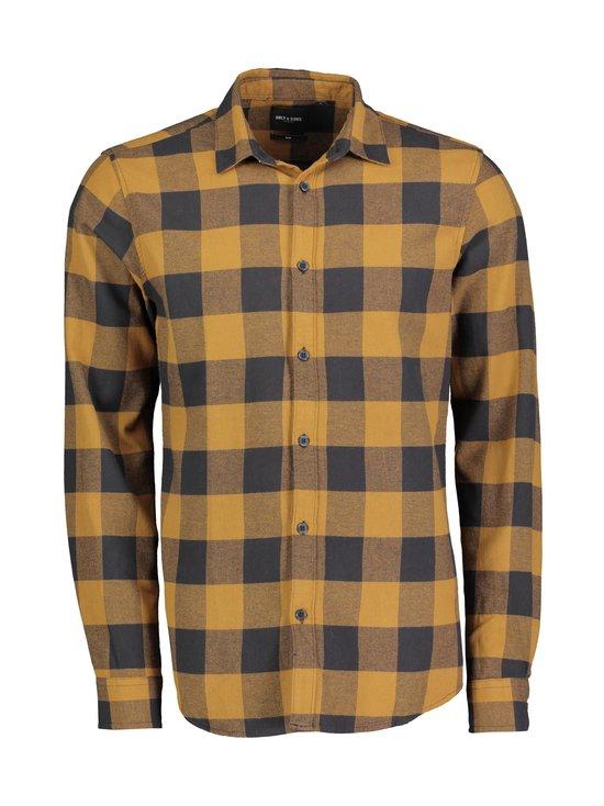 Only & Sons - OnsGudmund LS Checked Shirt -paita - MONKS ROBE | Stockmann - photo 1