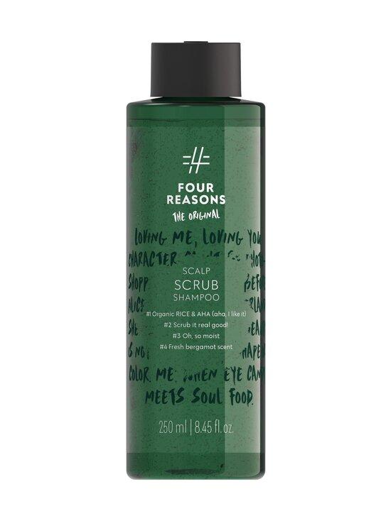 Four Reasons - Scalp Scrub -shampoo 250 ml - NOCOL | Stockmann - photo 1