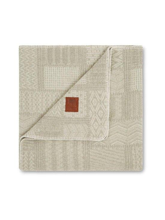 Lexington - Patch Artwork -huopa 140 x 200 cm - LG GRAY/OFF WHITE | Stockmann - photo 1
