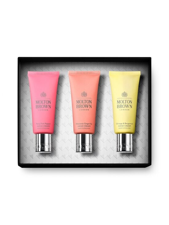Molton Brown - XMAS 2020 Hand Cream Trio Gift Set -käsivoidepakkaus - NOCOL | Stockmann - photo 1