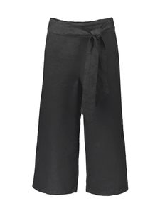 Bmuir - Lora Culotte -pellavahousut - BLACK 199 | Stockmann