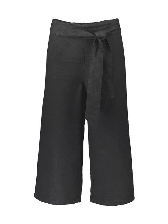 Bmuir - Lora Culotte -pellavahousut - BLACK 199 | Stockmann - photo 1