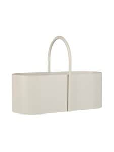 Ferm Living - Grib Toolbox -säilytyslaatikko - LIGHT GREY | Stockmann