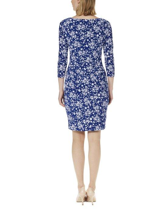 Lauren Ralph Lauren - Victorina 3/4 Sleeve -mekko - 36GL PARISIAN BLUE/COLONIAL CREAM | Stockmann - photo 2