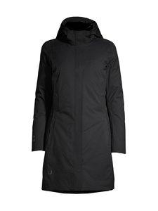 Ubr - White Heat Parka -takki - 990 BLACK | Stockmann
