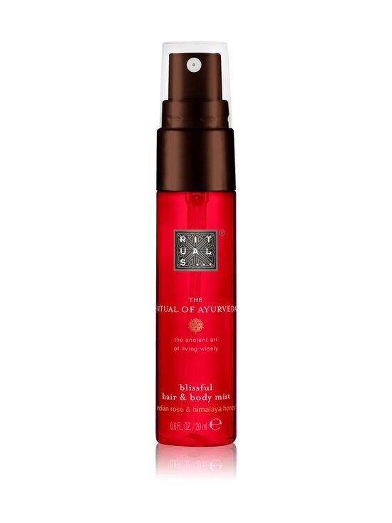 Rituals - The Ritual of Ayurveda Hair & Body Mist -suihke 20 ml - NOCOL | Stockmann - photo 1