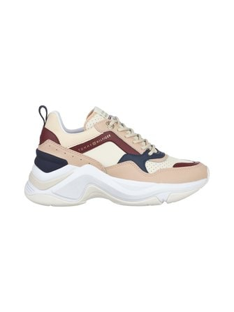 Chunky Sole Internal Wedge -sneakerit - Tommy Hilfiger