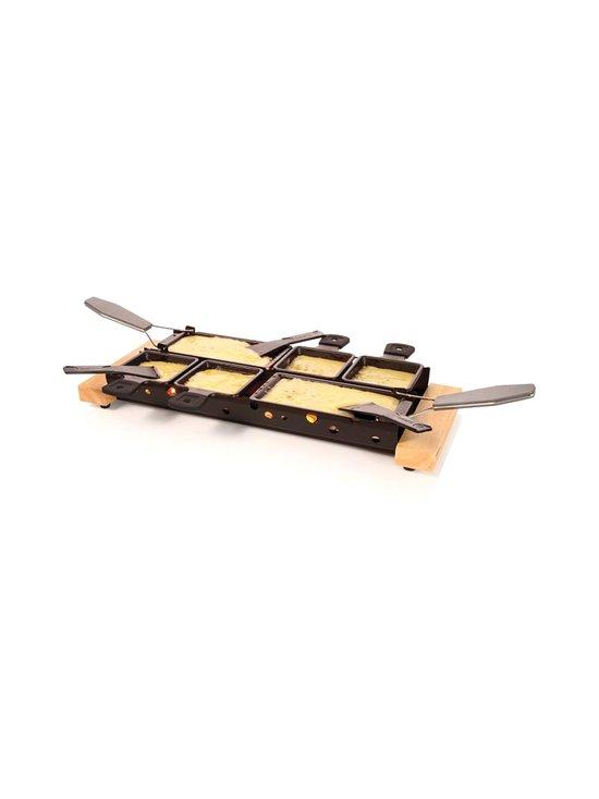 BOSKA - Partyclette XL -raclettesetti - RUSKEA/MUSTA | Stockmann - photo 3