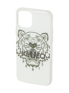 Kenzo - iPhone 12 Pro Max Case -suojakuori - WHITE | Stockmann