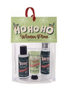 Somerset - Mini Pamper Gift Bag Set Ho Ho Ho (Winter Pine) -lahjapakkaus - null | Stockmann