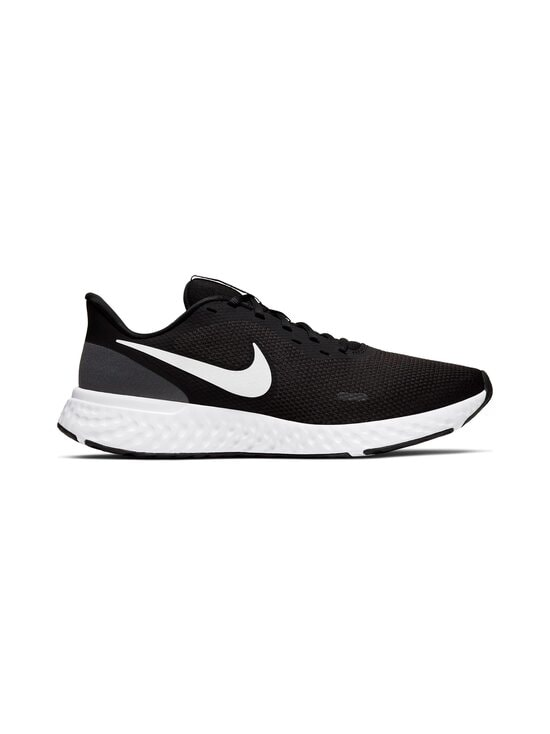 Nike - Revolution 5 -juoksukengät - 002 BLACK/WHITE-ANTHRACITE | Stockmann - photo 1