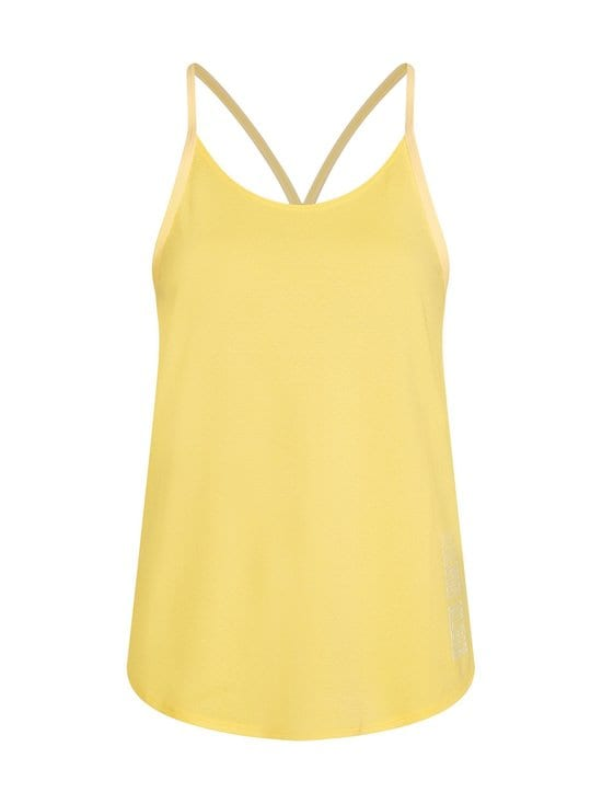 Calvin Klein Performance - Mesh Gym Tank -treenitoppi - 717 CYBER YELLOW | Stockmann - photo 1