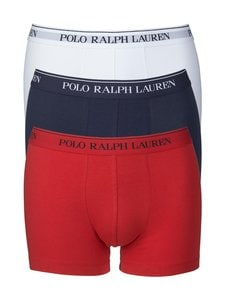 Polo Ralph Lauren - Bokserit 3-pack - PUNAINEN/SININEN/VALKOINEN   Stockmann