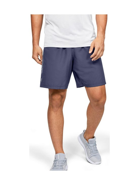 Under Armour - Woven Graphic -shortsit - 497 BLUE INK | Stockmann - photo 4
