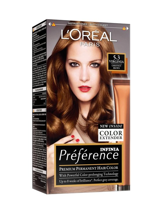 L'Oréal Paris - Préférence-hiusväri - 8 | Stockmann - photo 1