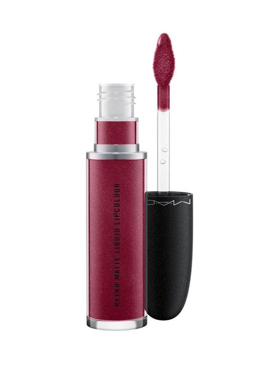 Retro Matte Liquid Lipcolour Metallics -huulilakka