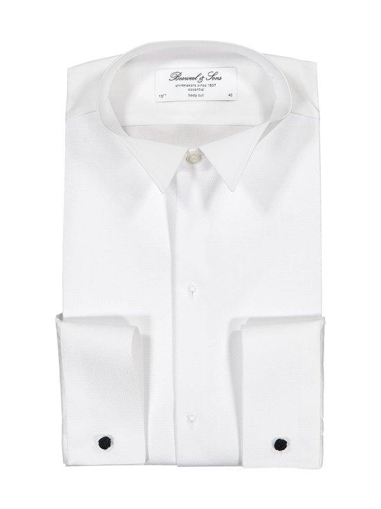 Bosweel - Body Cut, XL-sleeves -frakkipaita - VALKOINEN | Stockmann - photo 1