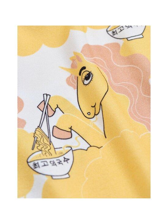 Mini Rodini - Unicorn noodles -paita - YELLOW | Stockmann - photo 2