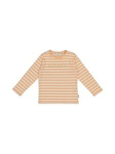 Marimekko - Vede Tasaraita 1 -paita - 836 OFF WHITE, L.APRICOT, GOLD | Stockmann
