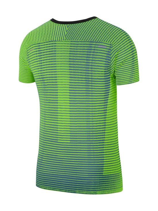 Nike - TechKnit Ultra -treenipaita - 358 DARK TEAL GREEN/REFLECTIVE SILV | Stockmann - photo 2