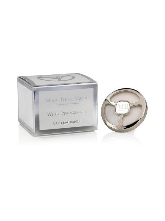 Max Benjamin - White Pomegranate -ilmanraikastin autoon - WHITE | Stockmann - photo 1