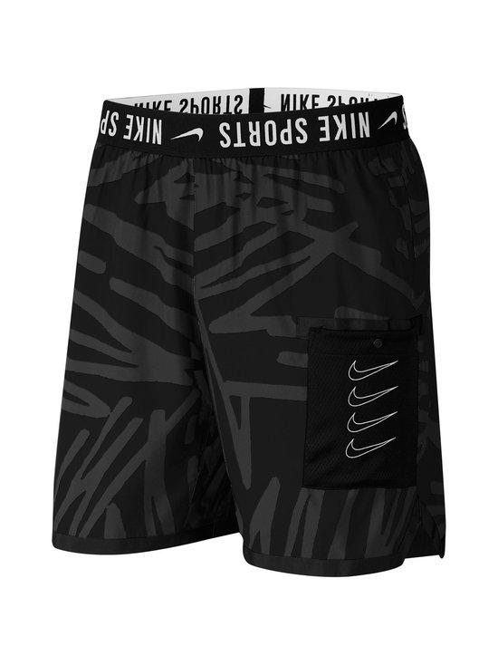 Nike - Training-shortsit - BLACK/WHITE | Stockmann - photo 1