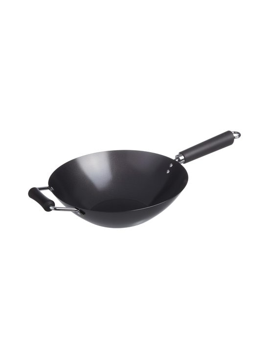 Ken Hom - Non-Stick-wokkipannu ø 31 cm - BLACK | Stockmann - photo 1