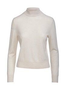 Filippa K - Lynn Silk Mix Sweater -neule - 8498 IVORY   Stockmann