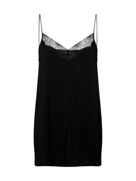 Calvin Klein Womenswear - Lace Trim -toppi - BDS CALVIN BLACK | Stockmann - photo 1
