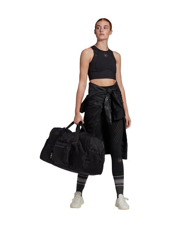 adidas by Stella McCartney - Truepur Crop -ureilutoppi - BLACK | Stockmann - photo 9