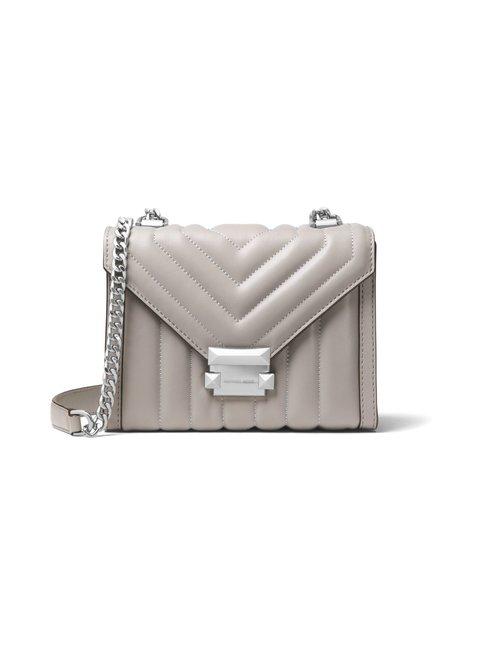 Whitney Small Shoulder Bag -nahkalaukku