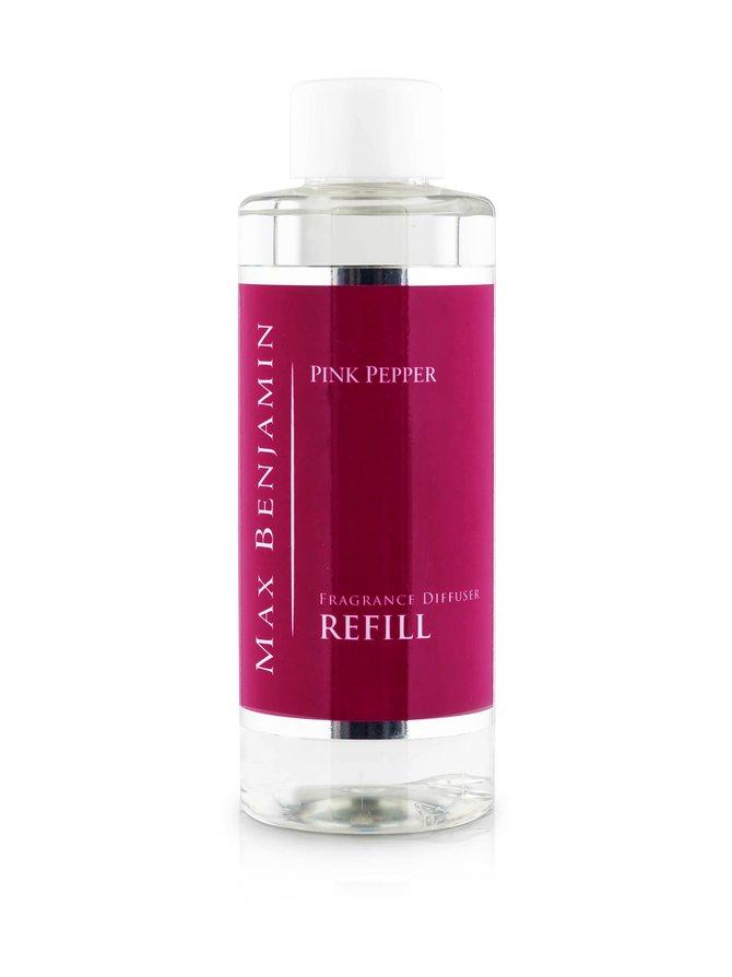 Pink Pepper -huonetuoksun täyttöpullo 150 ml