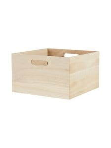 Casa Stockmann - Boden-säilytyslaatikko L, 30 x 30 x 18 cm - WOOD | Stockmann