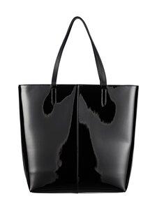 A+more - Megan Patent Shopper -laukku - BLACK | Stockmann