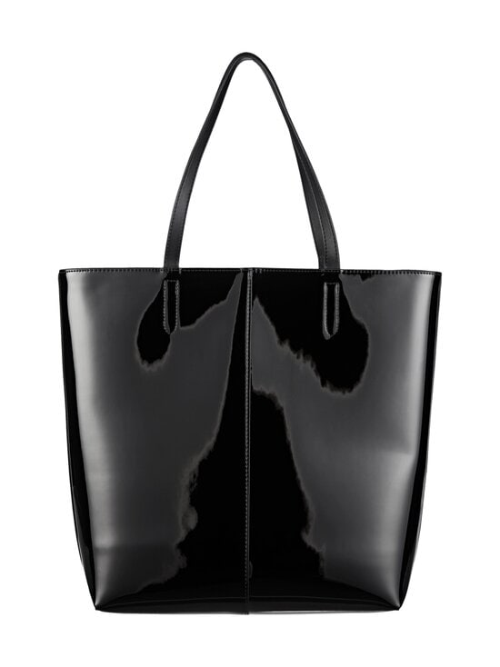A+more - Megan Patent Shopper -laukku - BLACK | Stockmann - photo 1