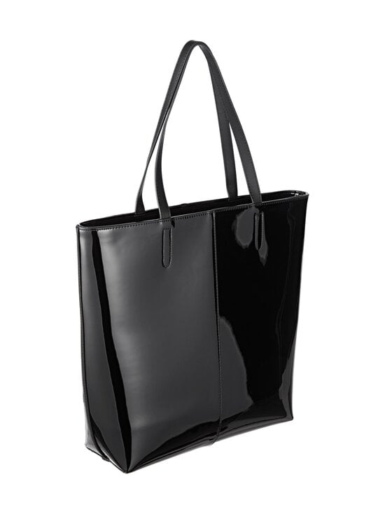 A+more - Megan Patent Shopper -laukku - BLACK | Stockmann - photo 2