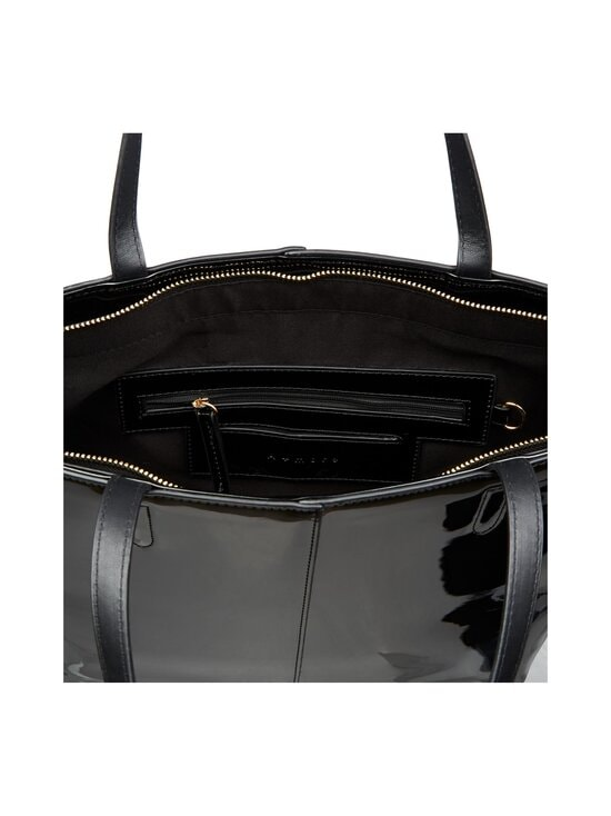 A+more - Megan Patent Shopper -laukku - BLACK | Stockmann - photo 3