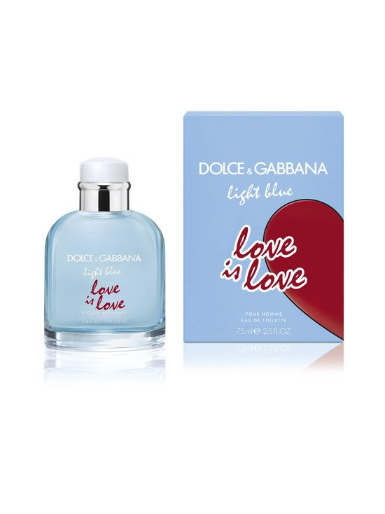 Dolce & Gabbana - Light Blue Love is Love Pour Homme Edt -tuoksu 75 ml - NOCOL | Stockmann - photo 2