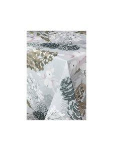 Pentik - Karelia-pöytäliina 145 x 250 cm - GREY | Stockmann