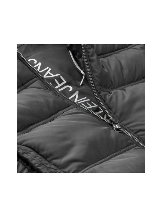 Calvin Klein Kids - Essential Puffer Jacket -toppatakki - BEH CK BLACK   Stockmann - photo 4