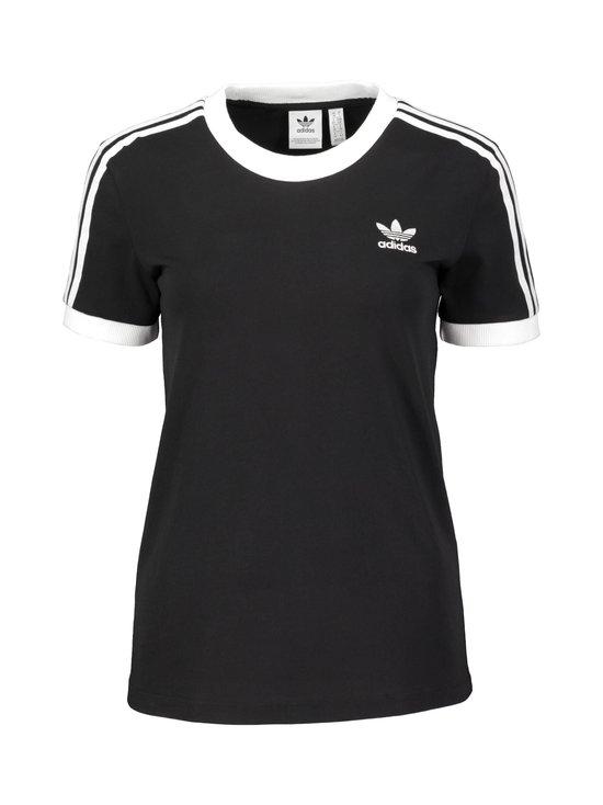 adidas Originals - 3-Stripes Tee -paita - BLACK | Stockmann - photo 1