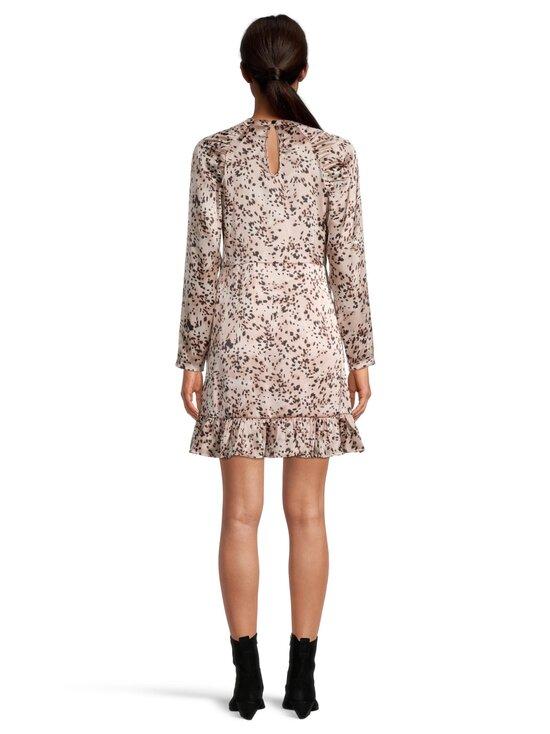 Noisy may - NmSatta L/S Short Dress -mekko - ROSE DUST AOP:ANIMAL | Stockmann - photo 3