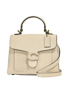 Coach - Tabby Top Handle 20 -nahkalaukku - B4/IVORY | Stockmann