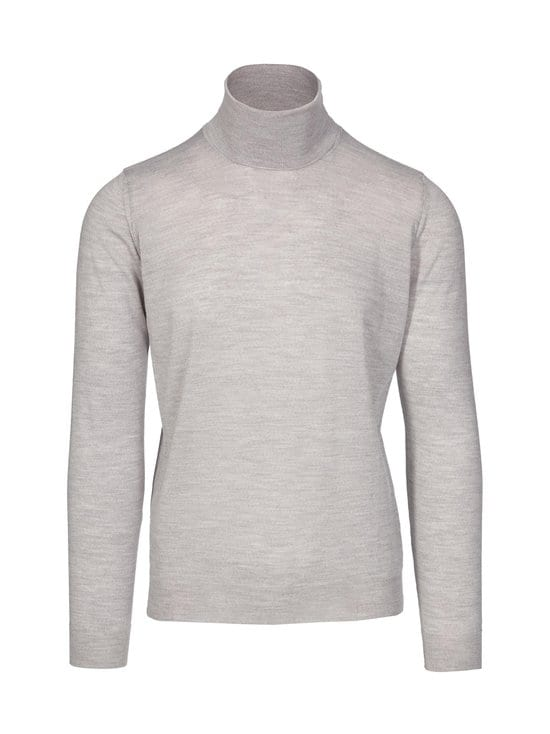 Oscar Jacobson - Cole-merinovillaneule - 172 LIGHT GREY | Stockmann - photo 1