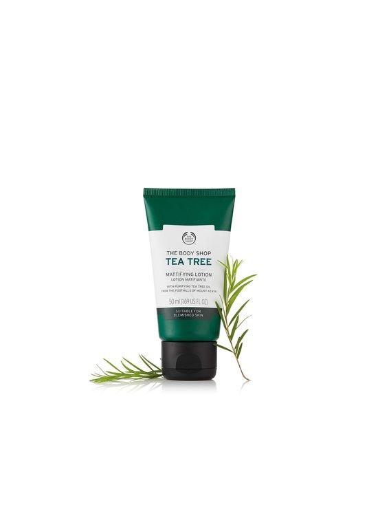 The Body Shop - Tea Tree Mattifying Lotion -kasvovoide 50 ml | Stockmann - photo 1