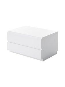 Muurame - Iso-Kaksonen-laatikosto + sokkeli - VALKOINEN | Stockmann