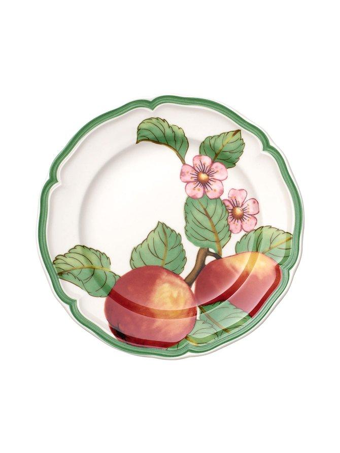 French Garden Modern Fruits Apple -lautanen 21 cm