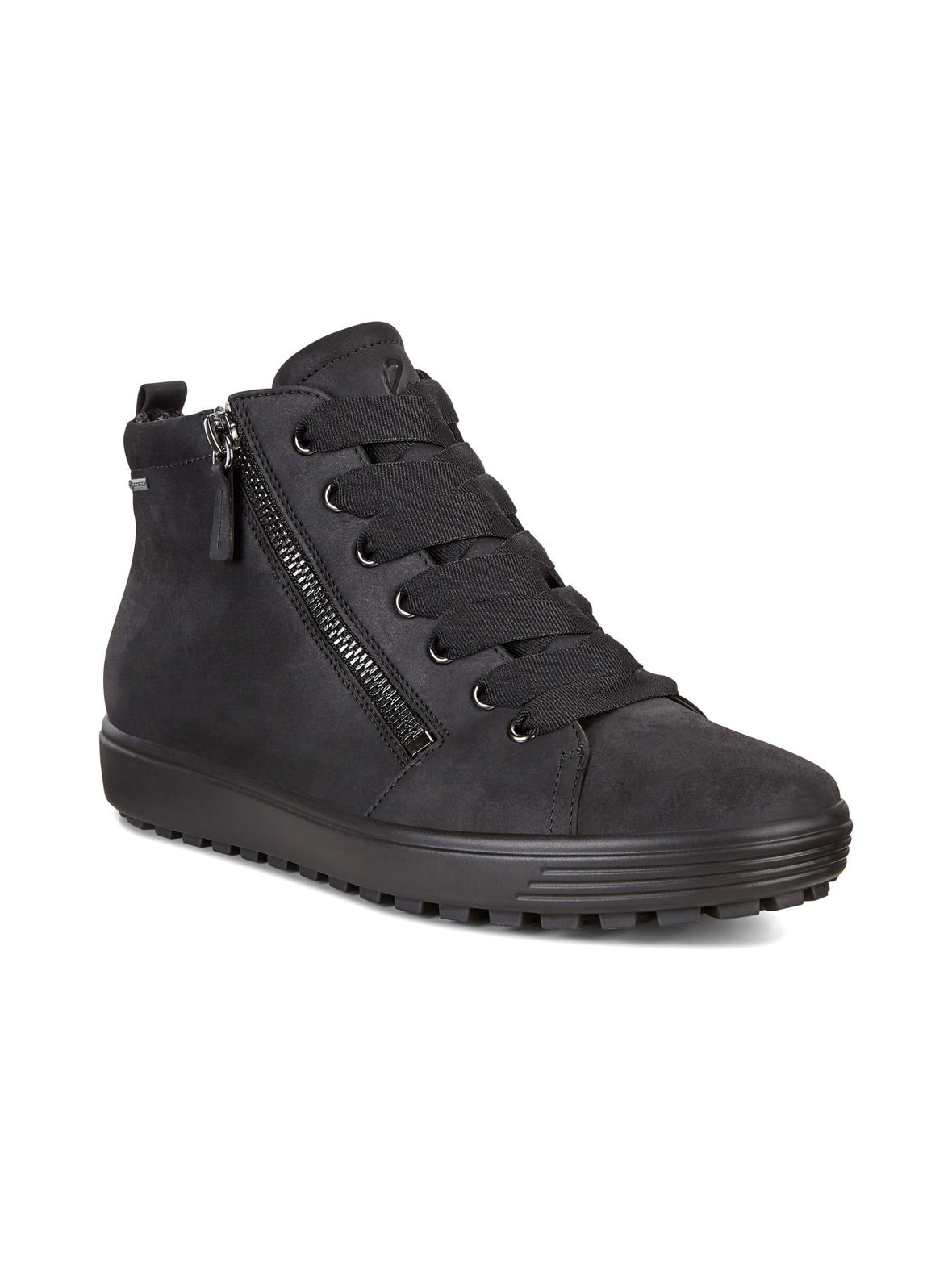 Black (musta) ecco Soft 7 Tred L -sneakerit 450163SOFT 7 TRED L  2a156bade0