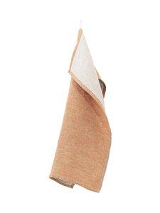 Lapuan Kankurit - Duo-keittiöpyyhe 48 x 70 cm - RUOSTE/PELLAVA | Stockmann