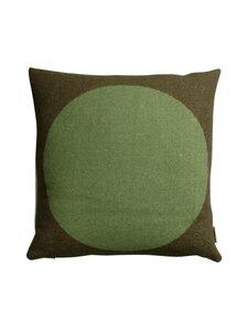 Røros Tweed - Åsmund Bold-sisustustyyny 50 x 50 cm - PINK GREEN | Stockmann